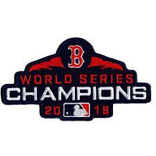 Boston Red Sox 2018 World Series ...