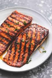 Cajun Honey Butter Grilled Salmon ...