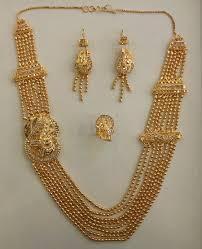 arabic gold jewellery set best