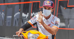 MotoGP: Marc Marquez Could Be Out 2-3 Months - Roadracing World Magazine |  Motorcycle Riding, Racing & Tech News
