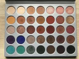 Morphe X Jaclyn Hill Palette Review