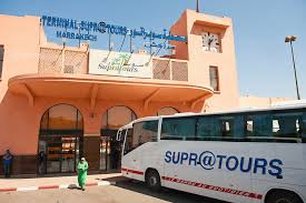 bus to merzouga from marrakech and fes
