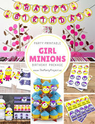 Everything You Need To Decorate Your Little Girl S Next Birthday