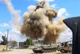 Déjà deux mois de nouvelle guerre civile en Libye – Un si Proche ...