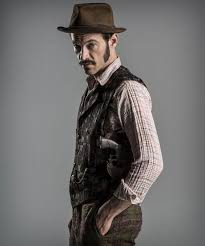 Adam Rothenberg from Ripper Street - makes for a perfect Slackjaw ...