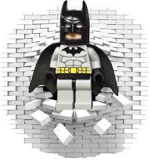 Lego Batman Wall Stickers And Decals Batman Wall Batman Stickers Lego Batman