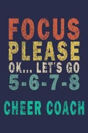 ok let s go 5 6 7 8 cheer coach
