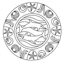 Dolfijnen Kleurplaat Dieren Kleurplaat Animaatjes Nl