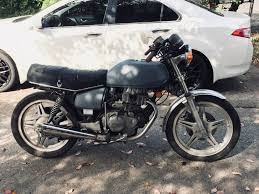 looking to build a cafe racer cbr