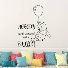 Decal House Classic Winnie The Pooh Wall Decal Wayfair
