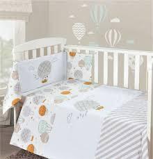 bedtime bear 3pc cot bed bale quilt