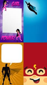 Invitaciones De Cumpleanos Superheroes For Android Apk Download