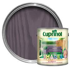 Cuprinol Garden Shades Lavender Matt Wood Paint 2 5l Departments Diy At B Q