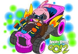 Angry birds go 2 Hot rod Stella by fanvideogames on DeviantArt