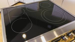 glass stovetop