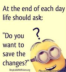 thursday minions funny quotes of the day pm thursday