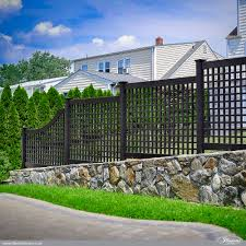 Awesome Illusions Pvc Vinyl Fence Ideas And Images Illusions Fence