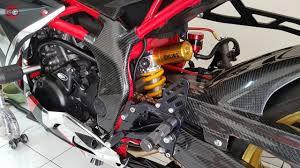 Kata Siapa Part Carbon Bikin Enteng Motor? Nih Penjelasan Dari DCS Auto.. -  MotorPlus-Online.com