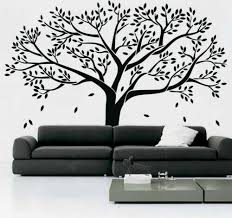 99 X79 Large Tree Wall Sticker Removable Vinyl Decal