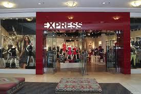 express to close 100 s apparel