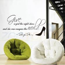 Home Decor Creative Quote Wall Decal Decorative Removable Vinyl Wall Sticker On Luulla