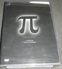 Pi DVD Movie NEW - Sean Gullette Mark Margolis Darren Aronofsky