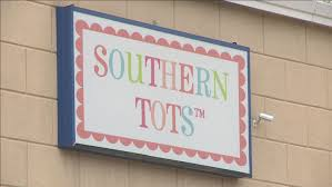 southern tots clothing to go to auction
