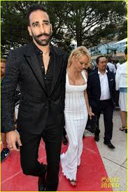 Pamela Anderson Publicly Breaks Up with Adil Rami, Accuses Him of Abuse &  Cheating: Photo 4313871 | Adil Rami, Pamela Anderson, Split Pictures | Just  Jared