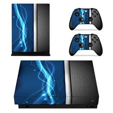 Gold Silver White Black Metal Skin Sticker Decal For Xbox One X Console And Controller Skin Stickers For Xbox One X Skin Vinyl Consoleskins Co
