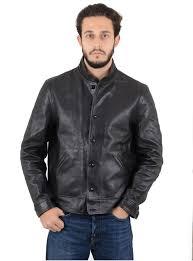levi s vintage leather jacket menlo