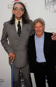 Peter Mayhew Height - How tall