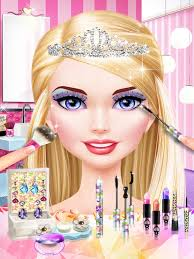glam doll makeover app drops