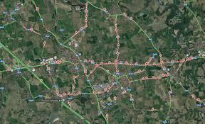 Coronavirus, su Google Maps l'immagine di Codogno e Vo ...