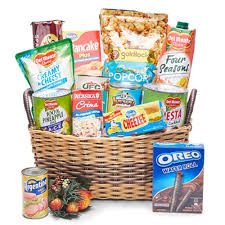 delivery local holiday gift basket 02
