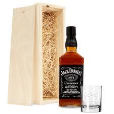custom whisky gift set jack daniels