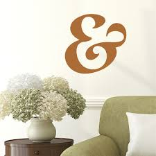 Ampersand Wall Quotes Wall Art Decal Wallquotes Com