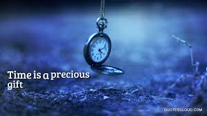 time is a precious gift quotescloud