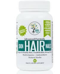 advanced hair vitamin formula skin