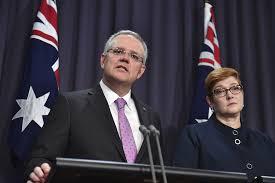 Australian leaders praise Israel in ...