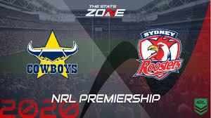 2020 NRL – North Queensland Cowboys vs ...