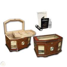 new chancellor cigar humidor