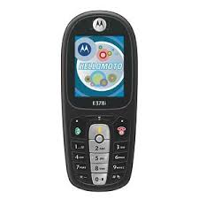 Buy and Sell Used Motorola E378i