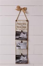 sign happiness is homemade home decor