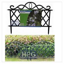 Plastic Garden Border Fence Edging Fencing Buy Garden Fence Garden Edging Garden Fencing Product On Alibaba Com