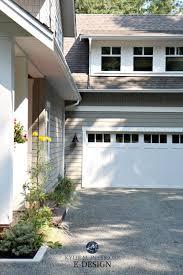 a modern farmhouse style home paint