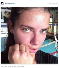 celebrities without makeup on insram