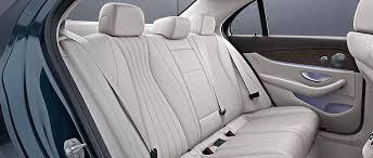 2019 mercedes benz e class interior