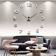 Relian Silent Non Ticking Kids Wall Clock Colorful Decorative Round Clock For Kids Room Classroom Home Child Gifts 12 Inch Clocks