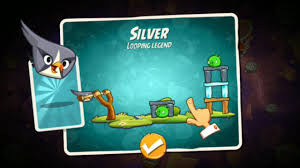 Angry Birds 2 - Silver Looping Legend Level 23 Gameplay ...