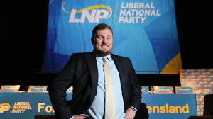 President of Queensland LNP David ...
